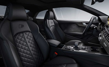 2019 Audi S5 Coupé TDI Interior Front Seats Wallpapers 450x275 (15)