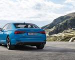 2019 Audi S5 Coupé TDI Rear Wallpapers 150x120