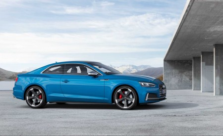 2019 Audi S5 Coupé TDI Side Wallpapers 450x275 (13)