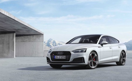 2019 Audi S5 Sportback TDI Front Three-Quarter Wallpapers 450x275 (5)