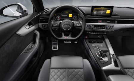 2019 Audi S5 Sportback TDI Interior Cockpit Wallpapers 450x275 (15)
