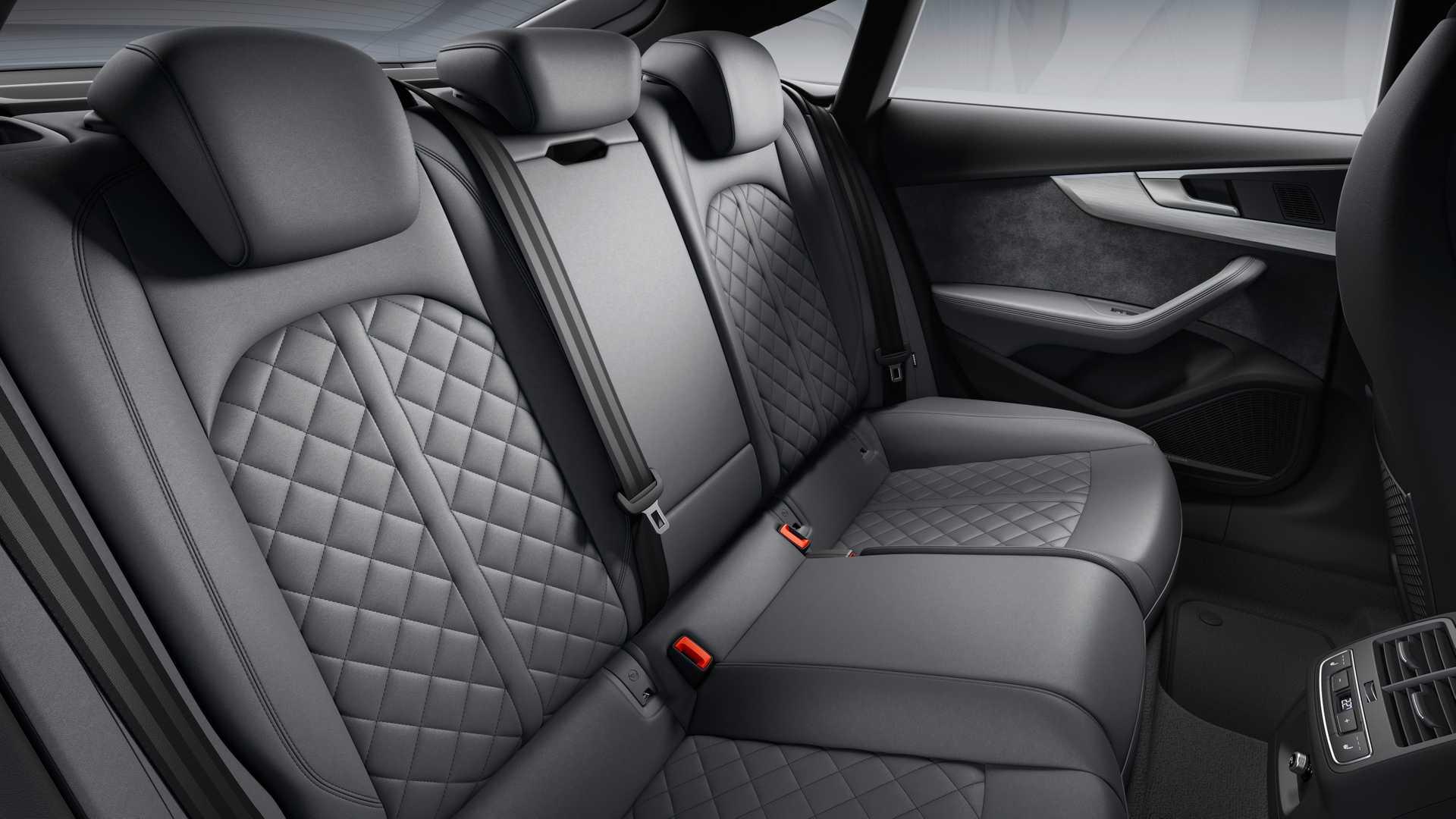 2019 Audi S5 Sportback TDI Interior Rear Seats Wallpaper (14)