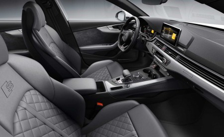 2019 Audi S5 Sportback TDI Interior Wallpapers 450x275 (16)