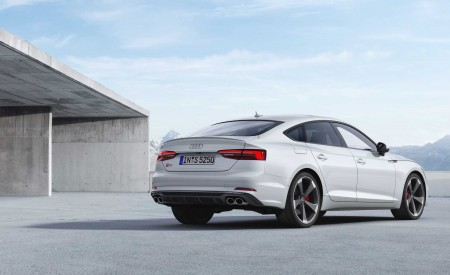 2019 Audi S5 Sportback TDI Rear Three-Quarter Wallpapers 450x275 (7)