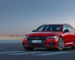 2019 Audi S6 Avant TDI (Color: Tango Red) Front Three-Quarter Wallpapers 150x120 (10)