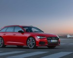 2019 Audi S6 Avant TDI (Color: Tango Red) Front Three-Quarter Wallpapers 150x120 (8)