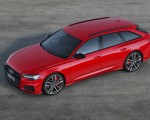 2019 Audi S6 Avant TDI (Color: Tango Red) Front Three-Quarter Wallpapers 150x120 (9)