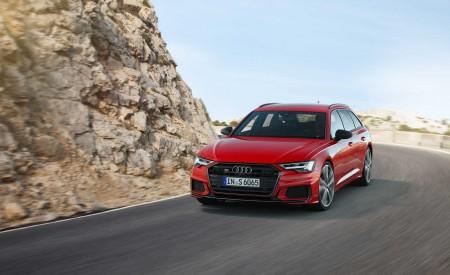 2019 Audi S6 Avant TDI (Color: Tango Red) Front Wallpaper 450x275 (4)