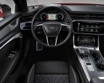 2019 Audi S6 Avant TDI (Color: Tango Red) Interior Cockpit Wallpapers 150x120 (19)