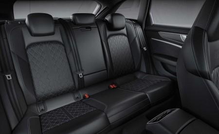 2019 Audi S6 Avant TDI (Color: Tango Red) Interior Rear Seats Wallpaper 450x275 (18)