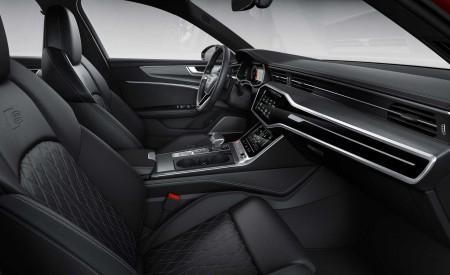 2019 Audi S6 Avant TDI (Color: Tango Red) Interior Wallpaper 450x275 (20)