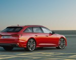 2019 Audi S6 Avant TDI (Color: Tango Red) Rear Three-Quarter Wallpapers 150x120 (12)