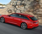 2019 Audi S6 Avant TDI (Color: Tango Red) Rear Three-Quarter Wallpapers 150x120 (5)