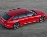 2019 Audi S6 Avant TDI (Color: Tango Red) Rear Three-Quarter Wallpapers 150x120 (13)