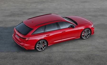 2019 Audi S6 Avant TDI (Color: Tango Red) Rear Three-Quarter Wallpaper 450x275 (13)