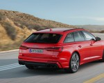2019 Audi S6 Avant TDI (Color: Tango Red) Rear Three-Quarter Wallpapers 150x120 (6)
