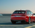 2019 Audi S6 Avant TDI (Color: Tango Red) Rear Wallpapers 150x120 (15)