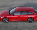 2019 Audi S6 Avant TDI (Color: Tango Red) Side Wallpapers 150x120 (17)