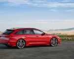 2019 Audi S6 Avant TDI (Color: Tango Red) Side Wallpapers 150x120 (16)