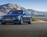 2019 Audi S6 Sedan TDI (Color: Navarra Blue) Front Three-Quarter Wallpaper 150x120 (2)