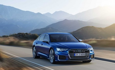 2019 Audi S6 TDI Wallpapers HD