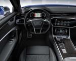 2019 Audi S6 Sedan TDI (Color: Navarra Blue) Interior Cockpit Wallpaper 150x120 (19)