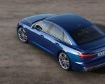 2019 Audi S6 Sedan TDI (Color: Navarra Blue) Rear Three-Quarter Wallpaper 150x120 (12)