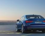 2019 Audi S6 Sedan TDI (Color: Navarra Blue) Rear Wallpaper 150x120 (14)