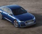 2019 Audi S6 Sedan TDI (Color: Navarra Blue) Top Wallpaper 150x120 (17)