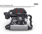2019 Audi S7 Sportback TDI 3.0 litre V6 TDI engine Wallpapers 150x120 (22)