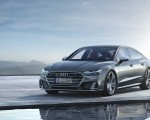 2019 Audi S7 Sportback TDI (Color: Daytona Grey) Front Three-Quarter Wallpapers 150x120 (5)