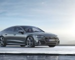 2019 Audi S7 Sportback TDI (Color: Daytona Grey) Front Three-Quarter Wallpapers 150x120 (6)