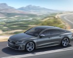 2019 Audi S7 Sportback TDI (Color: Daytona Grey) Front Three-Quarter Wallpapers 150x120 (2)