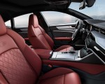 2019 Audi S7 Sportback TDI (Color: Daytona Grey) Interior Front Seats Wallpapers 150x120 (15)