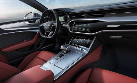 2019 Audi S7 Sportback TDI (Color: Daytona Grey) Interior Wallpaper 450x275 (17)