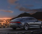 2019 Audi S7 Sportback TDI (Color: Daytona Grey) Rear Three-Quarter Wallpapers 150x120 (14)