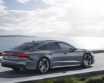 2019 Audi S7 Sportback TDI (Color: Daytona Grey) Rear Three-Quarter Wallpapers 150x120 (9)
