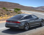 2019 Audi S7 Sportback TDI (Color: Daytona Grey) Rear Three-Quarter Wallpapers 150x120 (3)