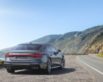 2019 Audi S7 Sportback TDI (Color: Daytona Grey) Rear Wallpapers 150x120 (11)