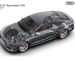 2019 Audi S7 Sportback TDI Drivetrain Wallpapers 150x120 (19)