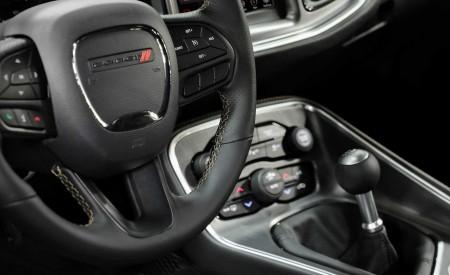 2019 Dodge Challenger RT Stars & Stripes Edition Interior Steering Wheel Wallpapers 450x275 (8)
