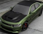2019 Dodge Charger Stars & Stripes Edition Front Three-Quarter Wallpapers 150x120 (5)