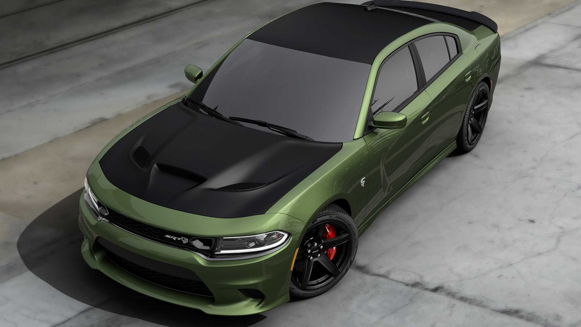 2019 Dodge Charger Stars & Stripes Edition Front Three-Quarter Wallpapers (5)