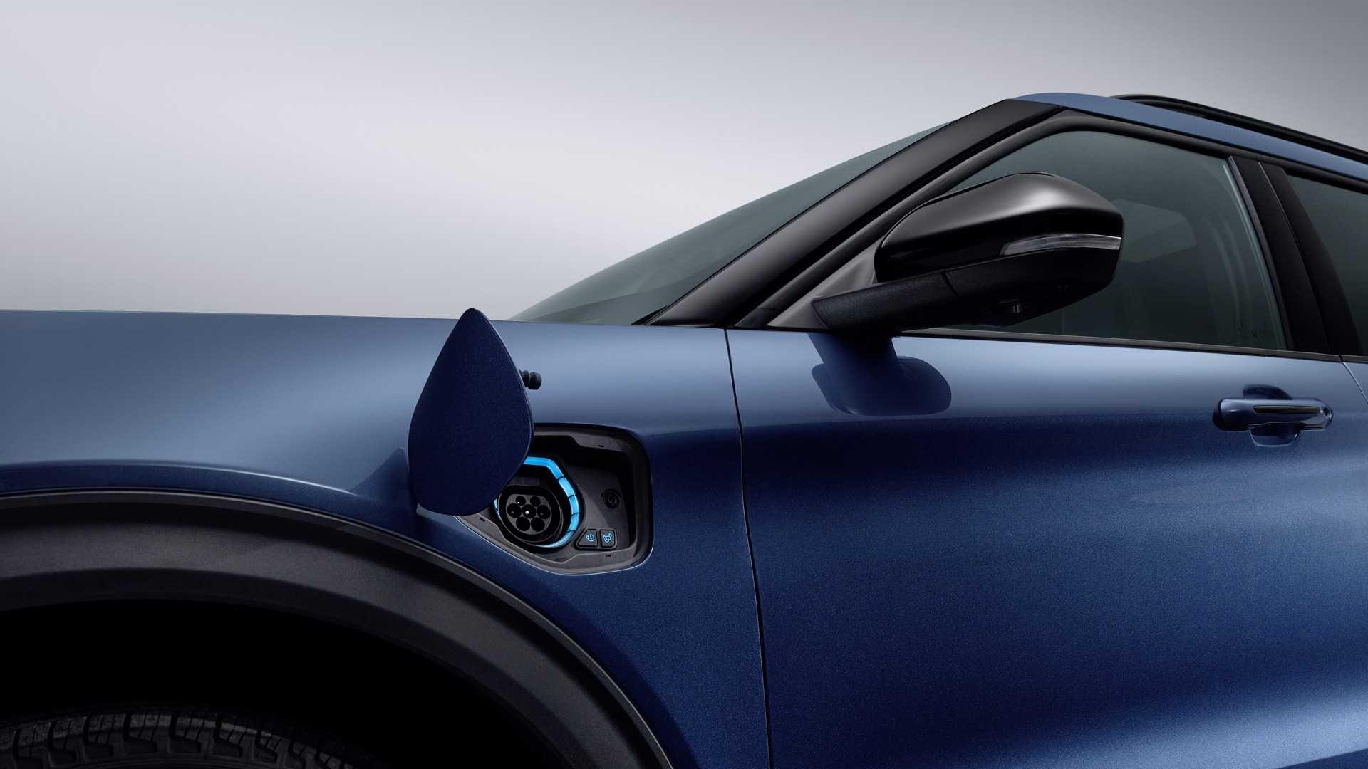 2019 Ford Explorer Plug-In Hybrid (Euro-Spec) Detail Wallpaper (6)