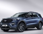 2019 Ford Explorer Plug-In Hybrid (Euro-Spec) Wallpapers HD