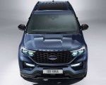 2019 Ford Explorer Plug-In Hybrid (Euro-Spec) Front Wallpaper 150x120 (2)