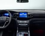 2019 Ford Explorer Plug-In Hybrid (Euro-Spec) Interior Cockpit Wallpapers 150x120 (9)