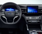 2019 Ford Explorer Plug-In Hybrid (Euro-Spec) Interior Wallpapers 150x120 (8)