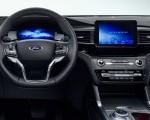 2019 Ford Explorer Plug-In Hybrid (Euro-Spec) Interior Wallpaper 150x120 (8)