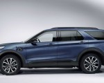 2019 Ford Explorer Plug-In Hybrid (Euro-Spec) Side Wallpapers 150x120 (5)